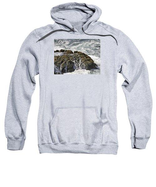Below Salmon Creek Sweatshirt