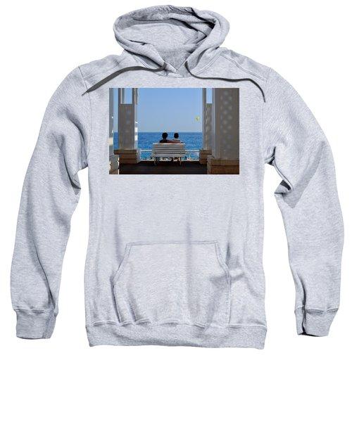 Below Sea Level Sweatshirt