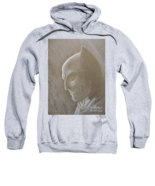 Ben As Batman Sweatshirt