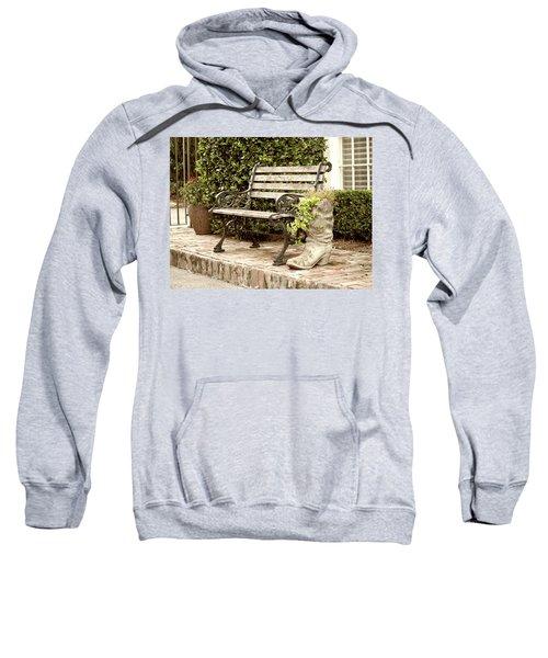 Bench And Boot 2 Sweatshirt