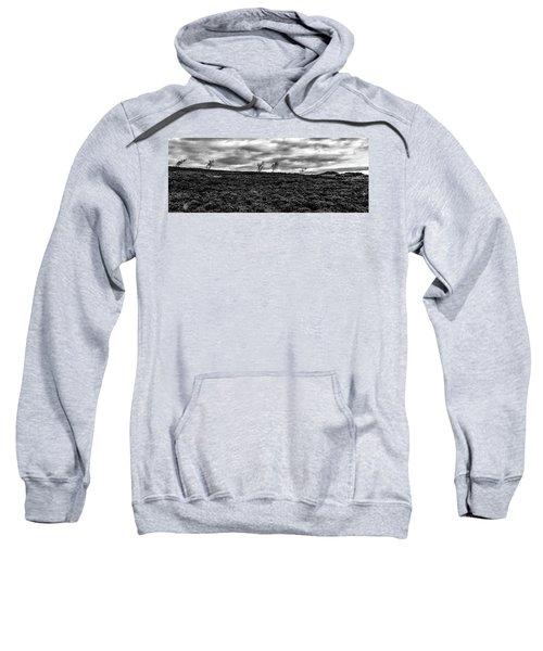 Bending To The Wind Sweatshirt