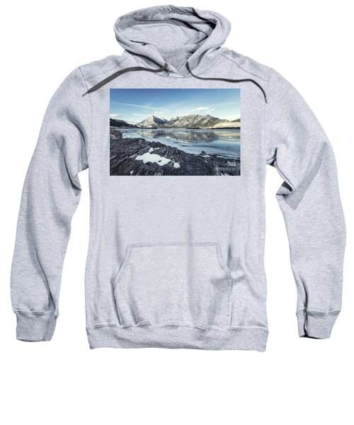 Beneath The Frozen Sky Sweatshirt