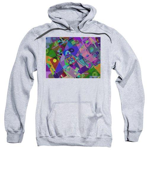 Bent Shapes 14 Sweatshirt