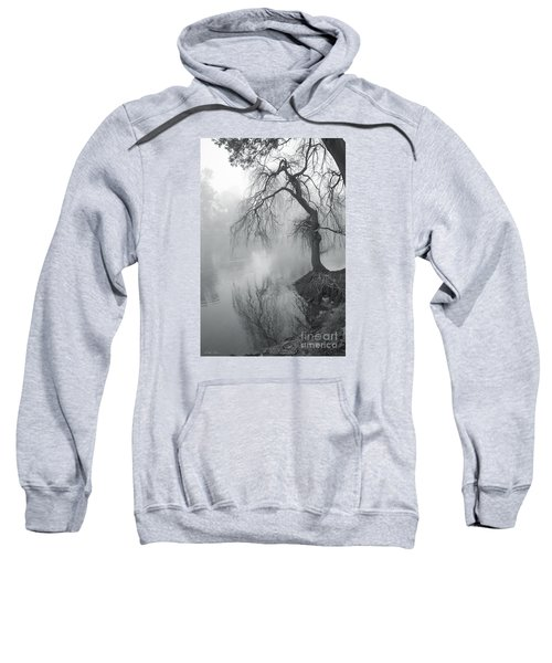 Bent With Gentleness And Time Sweatshirt by Linda Lees