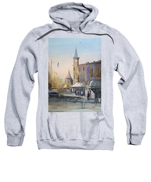 Berlin Clock Tower Sweatshirt