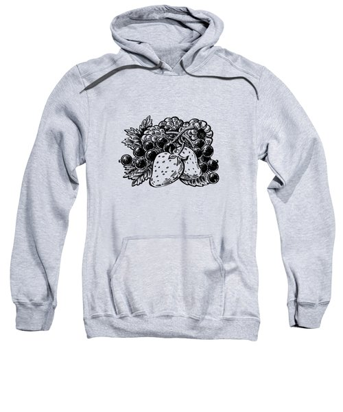 Berries From Forest Sweatshirt