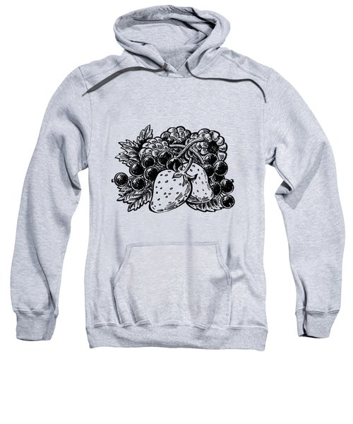 Berries From Forest Sweatshirt