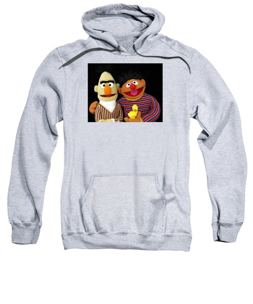 Bert And Ernie Sweatshirt