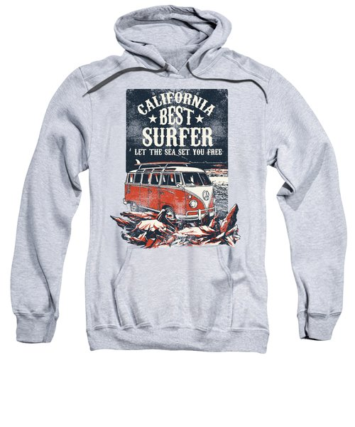 Best Surfer Sweatshirt