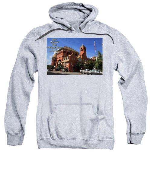 Best Western Plus Windsor Hotel -2 Sweatshirt