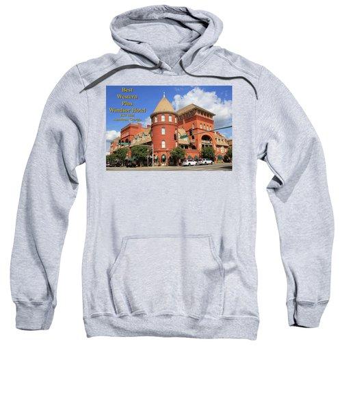 Best Western Plus Windsor Hotel Sweatshirt