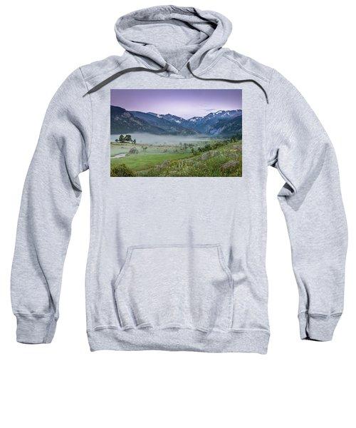 Between Night And Day Sweatshirt