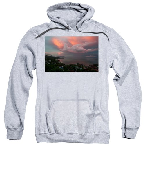 Between Rainstorms Sweatshirt