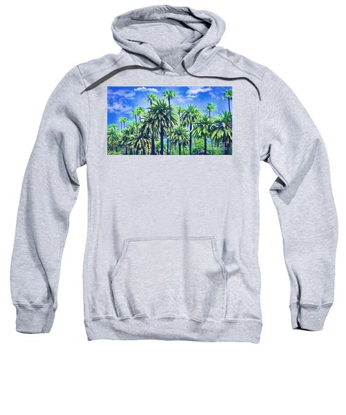 Beverly Hills Palms Sweatshirt