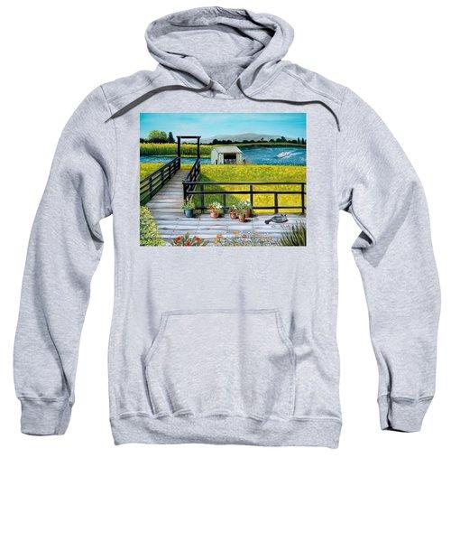 Beyond The Levee Sweatshirt