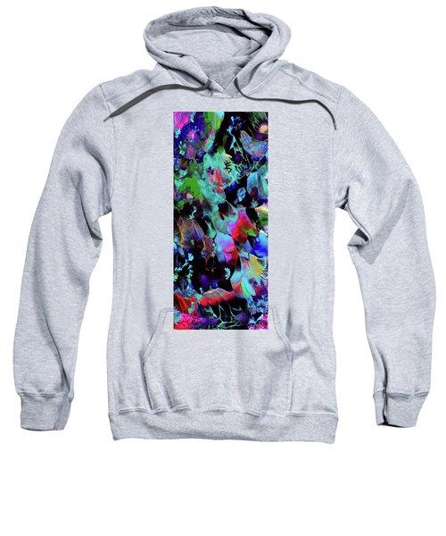 Beyond The Webbed Galaxy Sweatshirt