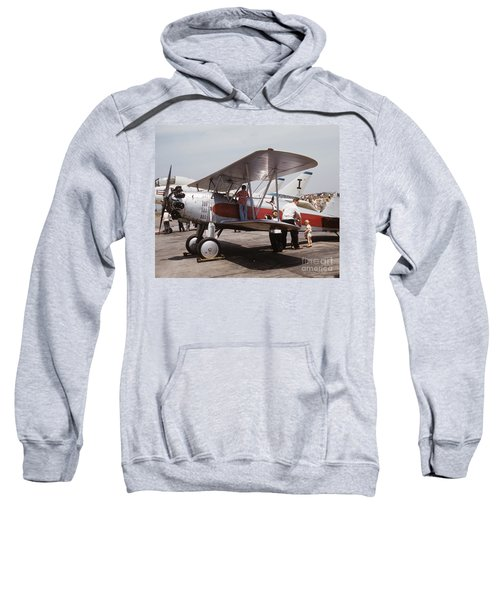 Bi-wing-3 Sweatshirt