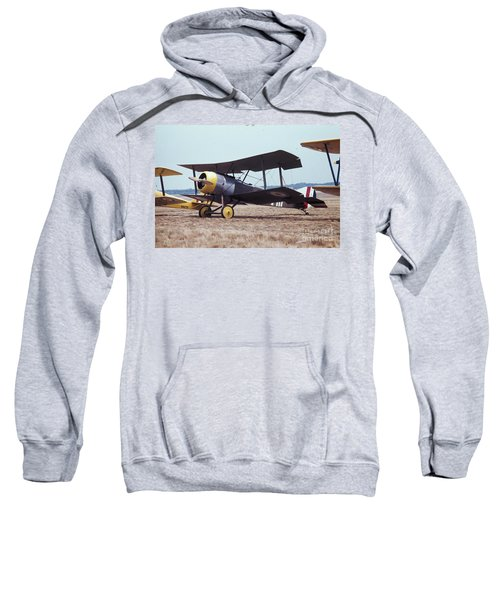 Bi-wing-4 Sweatshirt