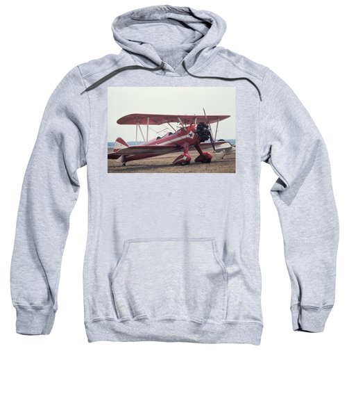 Bi-wing-9 Sweatshirt