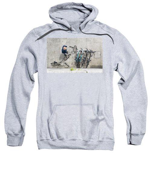 Bicicle Sweatshirt