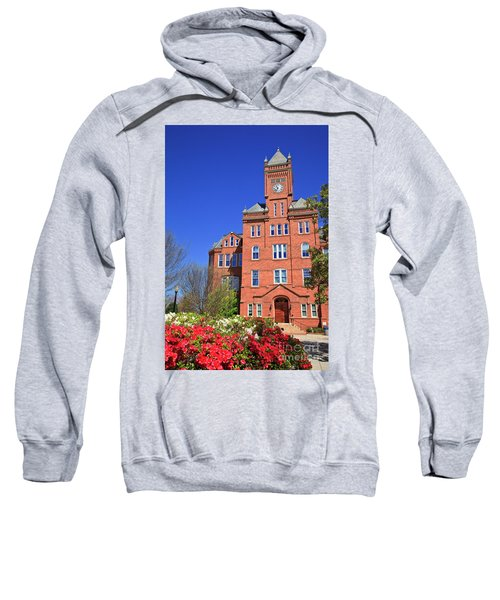 Biddle Hall In The Spring Sweatshirt