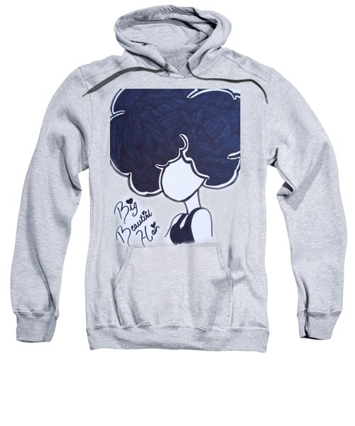 Big Beautiful Hair  Sweatshirt