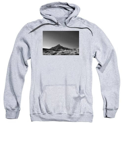 Big Bend Np Image 134 Sweatshirt