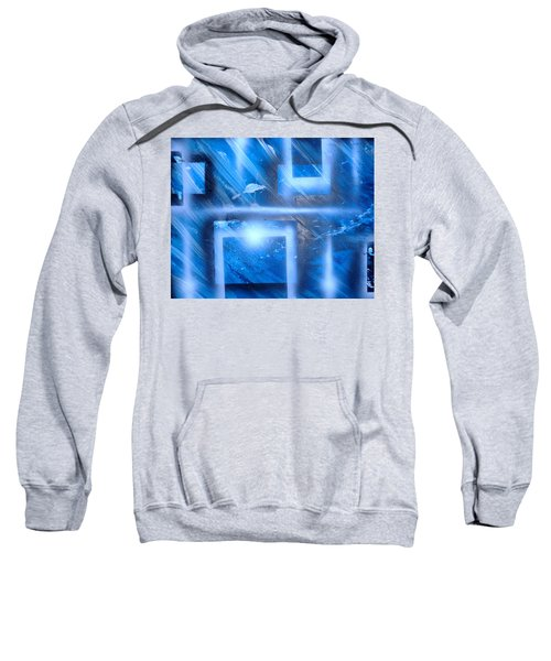 Big Blue II Sweatshirt