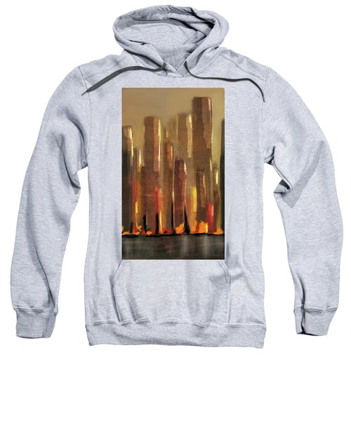 Big City Sunset Sweatshirt