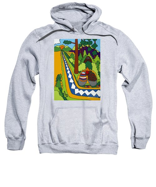 Big Foot Sweatshirt