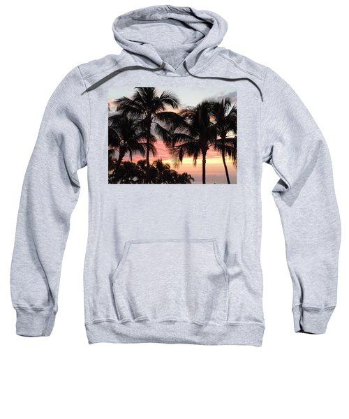 Big Island Sunset 1 Sweatshirt