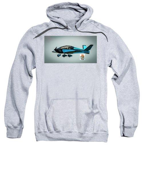 Big Muddy Air Race Number 100 Sweatshirt