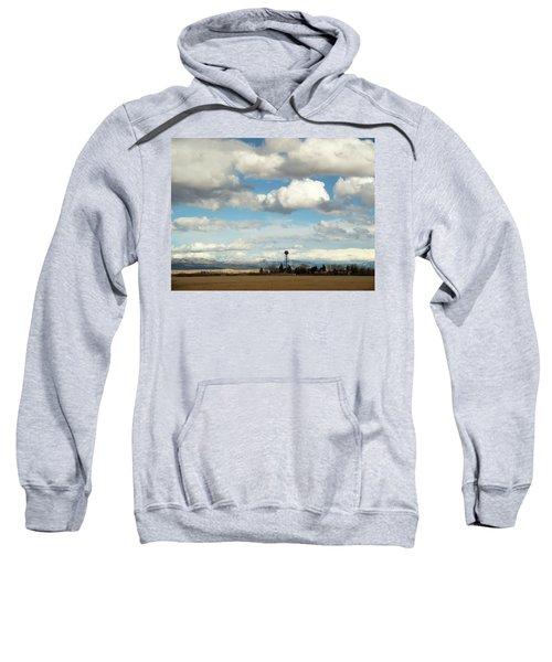 Big Sky Water Tower Sweatshirt