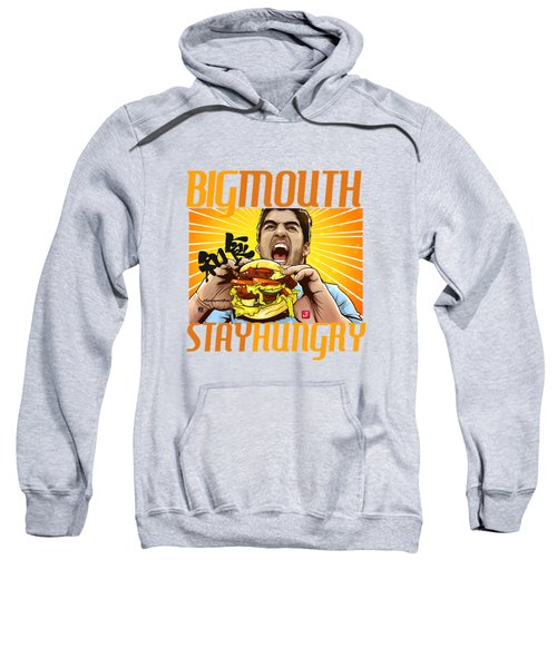 Bigmouth Sweatshirt by Akyanyme