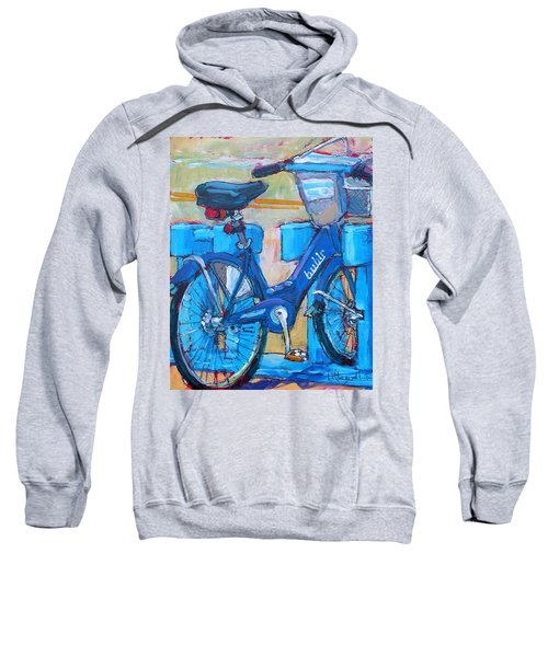 Bike Bubbler Sweatshirt