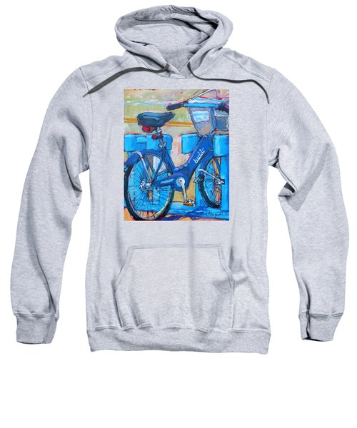 Bike Bubbler Sweatshirt