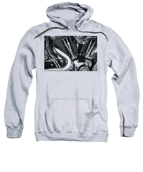 Bike Chrome Sweatshirt