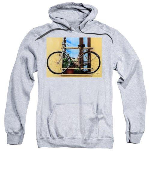 Bike In The Window Sweatshirt