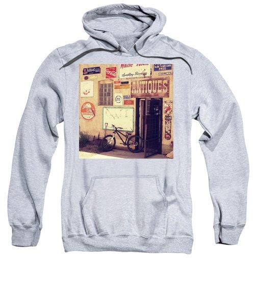Bike Store Salida Colorado Sweatshirt