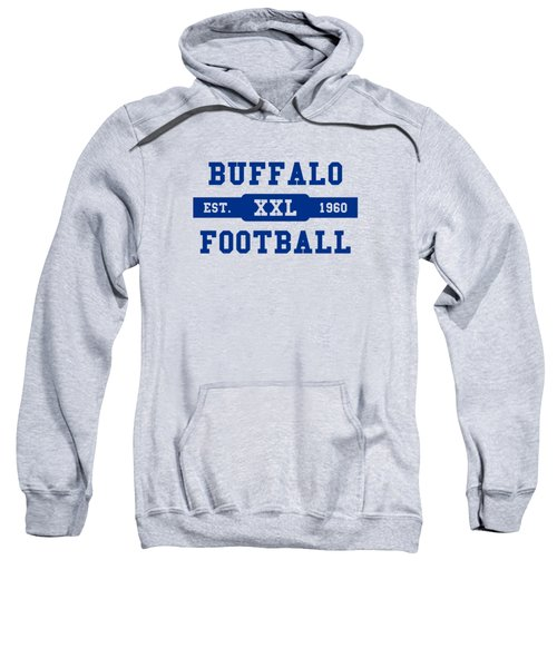 Bills Retro Shirt Sweatshirt by Joe Hamilton