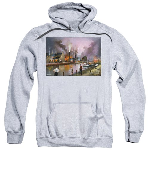 Bilston Steelworks Sweatshirt