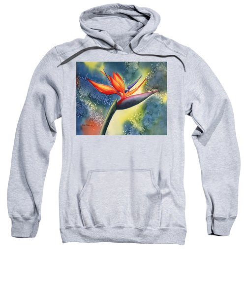 Bird Of Paradise Flower Sweatshirt
