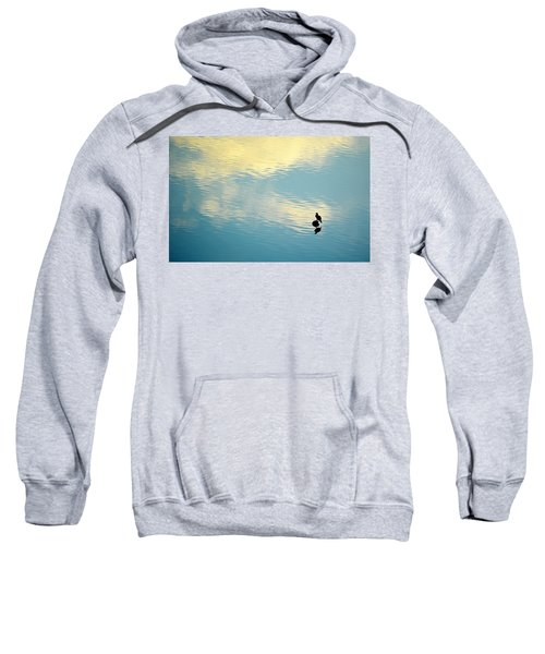 Bird Reflection Sweatshirt