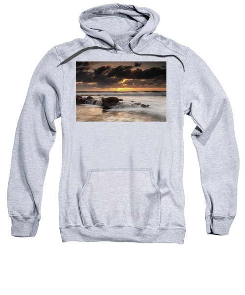 Bird Rock Clearing Storm Sweatshirt