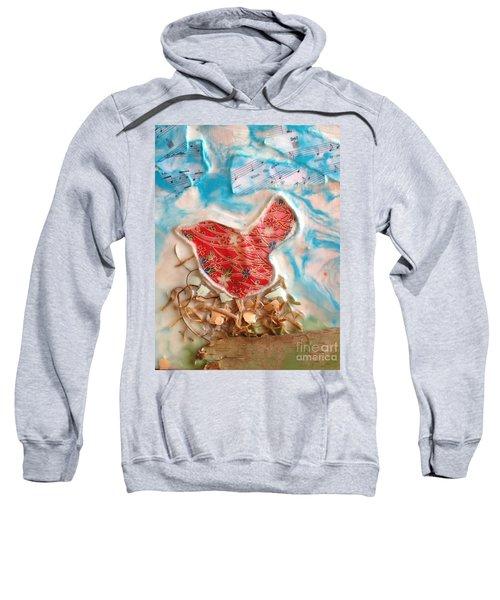 Bird Song Sweatshirt