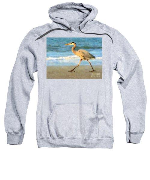 Bird With A Purpose Sweatshirt