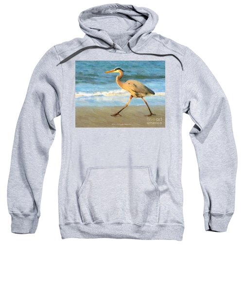 Bird With A Purpose Sweatshirt