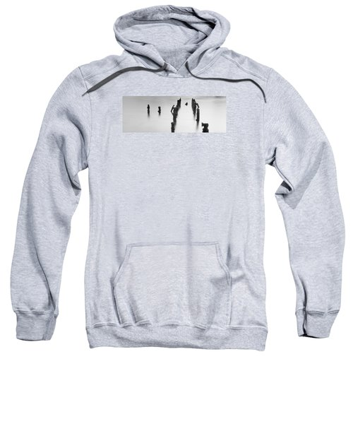 Birds Eye View.. Sweatshirt