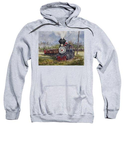 Black Hills Central Number 7 Sweatshirt