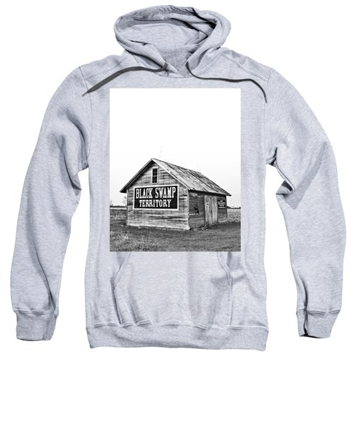 Black Swamp Territory Sweatshirt